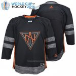 Camiseta Hockey Nino America del Norte Premier 2016 World Cup Negro
