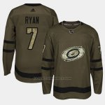 Camiseta Carolina Hurricanes Derek Ryan Camo Salute To Service